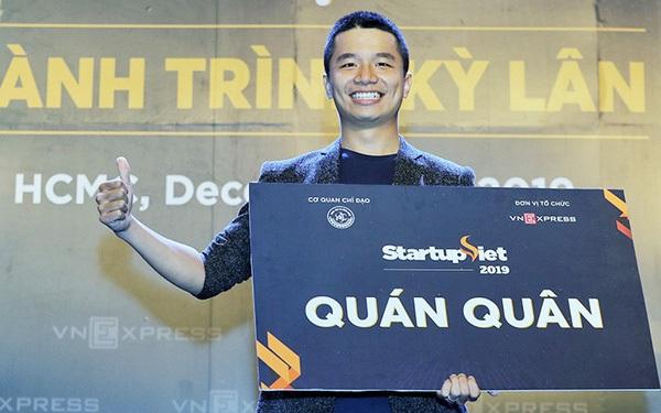 """Việc Có lên ngôi vô địch Startup Việt 2019 nhờ """"nhỏ – nhẹ – đơn giản"""""""