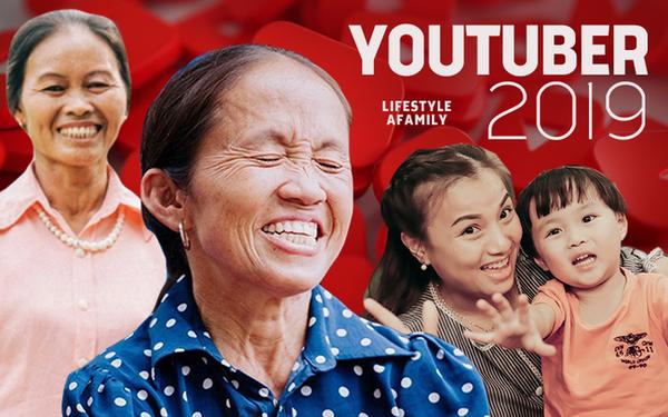 Top 5 Youtuber thành công trong năm 2019: Bà Tân Vlog, Quỳnh Trần JP sánh ngang với Vũ Khắc Tiệp, Ngọc Trinh về độ phủ sóng