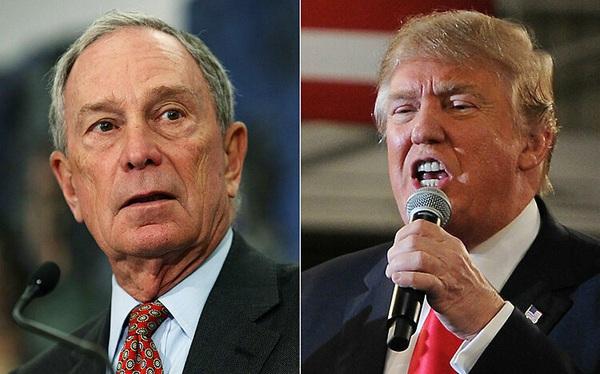 Vì sao tỷ phú Michael Bloomberg giàu gấp 17 lần tổng thống Donald Trump?
