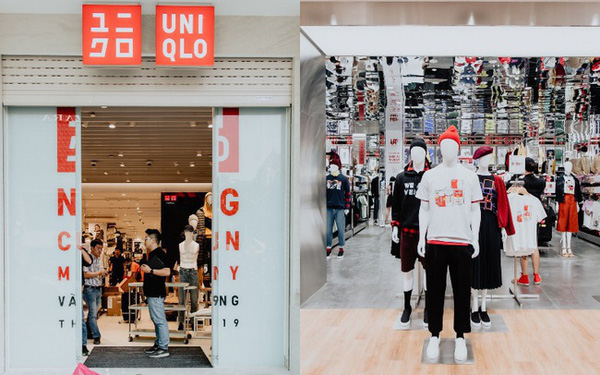 """HOT HIT: Những hình ảnh rõ nét """"xịn sò"""" đầu tiên bên trong store UNIQLO Việt Nam trước ngày khai trương"""
