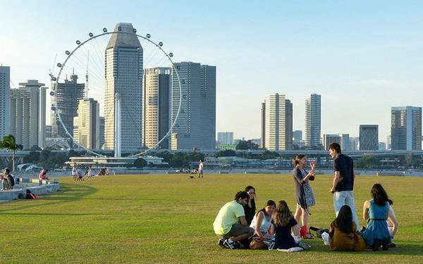 Từ 50 năm trước, người Singapore đã làm gì để trở thành đô thị xanh, sạch nhất châu Á?