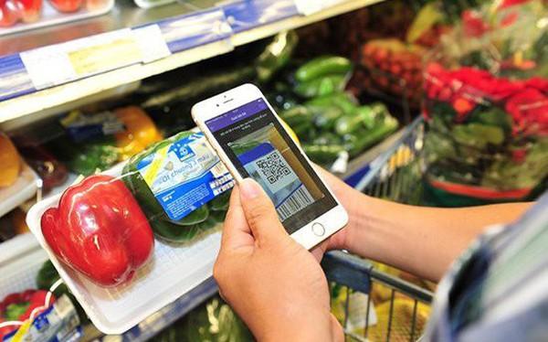 Hơn 2.000 doanh nghiệp kinh doanh nông sản tại Hà Nội đã được cấp mã quản trị tài khoản QR