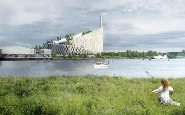 Cách bảo vệ môi trường tuyệt vời của người Đan Mạch: Biến nhà máy xử lý rác thành tổ hợp du lịch hút khách