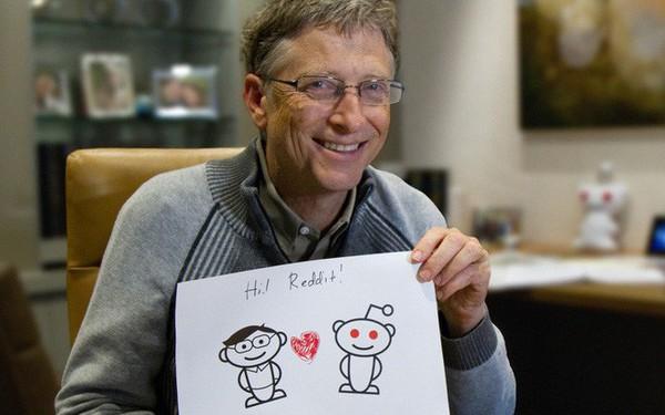 Bác tỷ phú thiện lành Bill Gates vừa có màn trả lời xuất sắc trên Reddit: giờ tôi đang hạnh phúc, 20 năm nữa nhớ hỏi lại câu này nhé