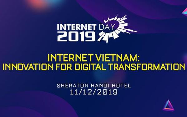 Internet Day 2019 quy tụ nhiều diễn giả hàng đầu trong ngành tiếp thị kỹ thuật số