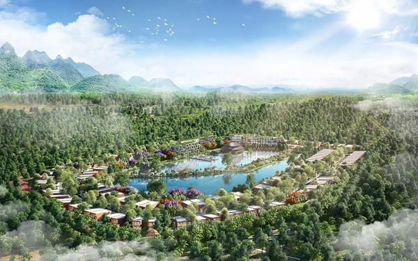 """Vedana Resort """"ăn khách"""" nhờ thiết kế ấn tượng"""