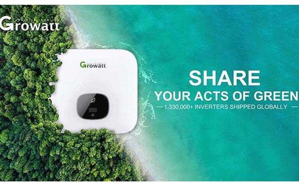 Growatt – Tên tuổi mới trong lĩnh vực inverter điện năng lượng mặt trời