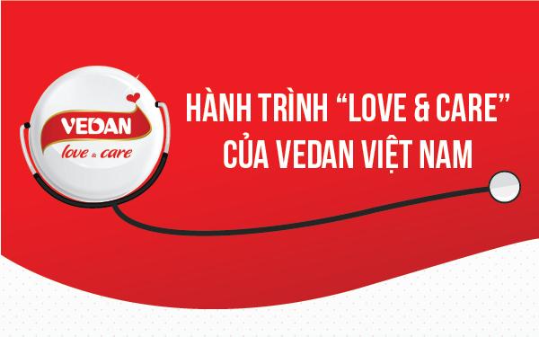 """Hành trình """"Love & Care"""" của Vedan Việt Nam"""