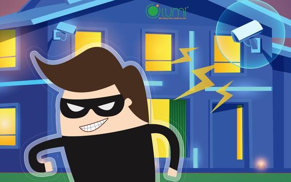 Camera an ninh chỉ để ngắm trộm - Đây mới là cách chống trộm thông minh thời 4.0