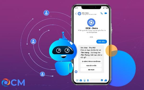 Ứng dụng trí tuệ nhân tạo trên Chatbot để tự động hóa bán hàng