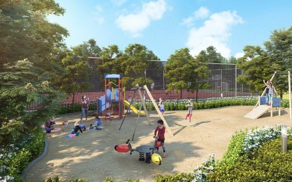Palm Garden, tổ ấm 'xanh' cho con trẻ một tuổi thơ trọn vẹn