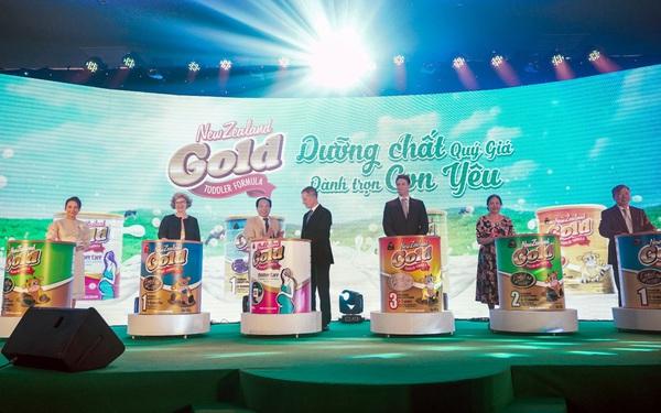 Thị trường sữa xuất hiện dòng sữa thiên nhiên từ New Zealand được nhãn dược uy tín hàng đầu Việt Nam bảo trợ chất lượng