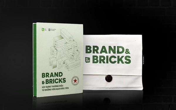 Brand&Bricks - Cuốn sách tiên phong về thương hiệu 100% Made in Việt Nam