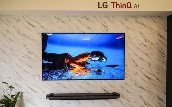 LG đưa mô hình nhà thông minh cao cấp vào thị trường