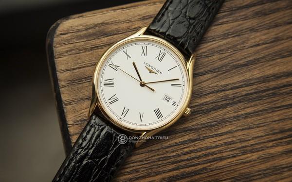 5 mẫu đồng hồ Longines chính hãng bán chạy tại Việt Nam