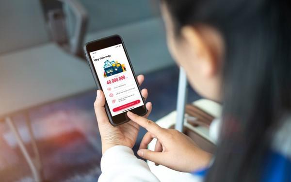"""Vay """"Tức thời"""" với phiên bản mới của ứng dụng Home Credit Vietnam"""