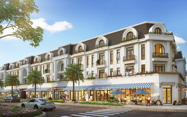 Crown Villas Shophouse - Xu hướng nhà ở sinh lời đang gây chú ý
