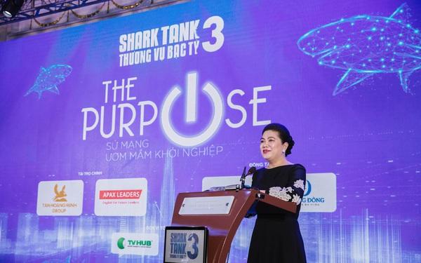 Shark Đỗ Liên đảm nhận vai trò Chủ tịch của chuỗi Dự án Sứ mệnh - Shark Tank The Purpose
