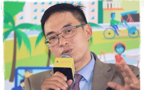 """CEO Aviva Việt Nam: """"Đóng góp cho cộng đồng là trách nhiệm của doanh nghiệp"""""""
