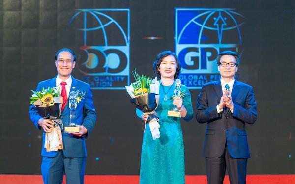 Nhựa Bình Minh tăng trưởng vượt trội sau khi nhận giải thưởng GPEA