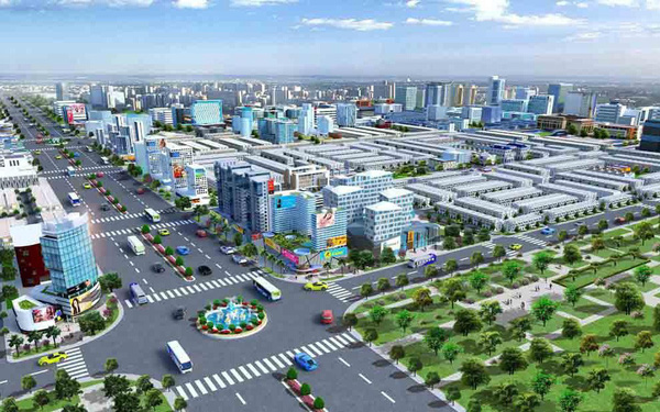 Nhơn Trạch: Giá đất tăng tỷ lệ thuận với tốc độ kết nối hạ tầng giao thông và mức độ đô thị hoá vùng ven