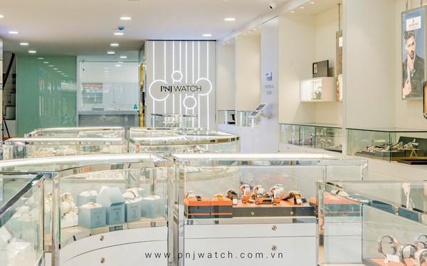 PNJ WATCH từng bước chinh phục thị trường đồng hồ, mắt kính chính hãng tại Việt Nam