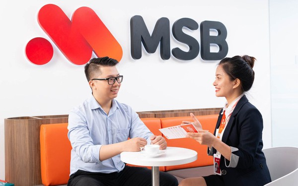 MSB – Tiên phong để tạo khác biệt