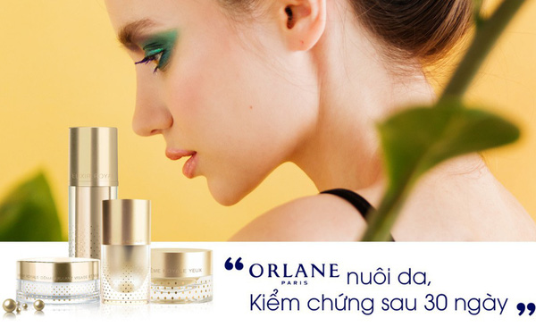 Image result for orlane paris mỹ phẩm
