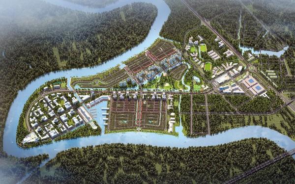 Hệ sinh thái tiện ích ấn tượng của thành phố bên sông Waterpoint