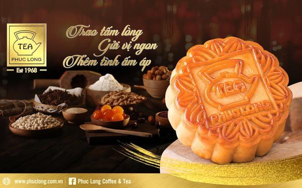 Bánh Trung Thu Phúc Long cho mùa trăng thu trọn vẹn