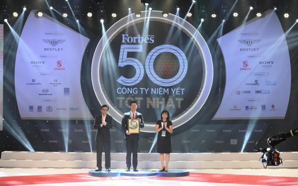 Ông lớn ngành bia tiếp tục lọt Top 50 công ty niêm yết tốt nhất Việt Nam trong năm chuyển đổi toàn diện