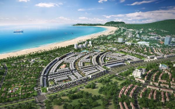Dự án ven biển - điểm đến mới cho nhà đầu tư sành sỏi