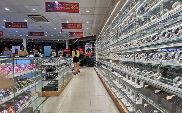 Tham vọng của nhà bán lẻ hàng đầu Việt Nam với ngành hàng đồng hồ thời trang: chiếm 50% thị phần của thị trường 750 triệu USD