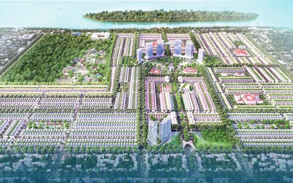 Stella Mega City: Dự án chiếm hữu nhân tố tử vi phong thủy
