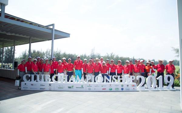 Giải vô địch câu lạc bộ của Montgomerie Links Vietnam kỷ niệm 10 năm hoạt động