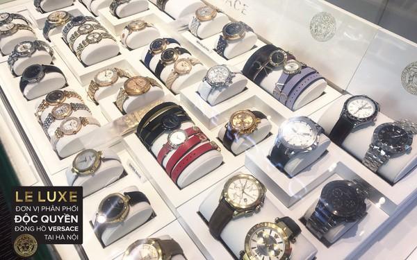 Mua đồng hồ tặng ngay chỉ vàng 9999 trong tuần lễ vàng tháng 10 tại toàn bộ hệ thống Le Luxe Việt Nam
