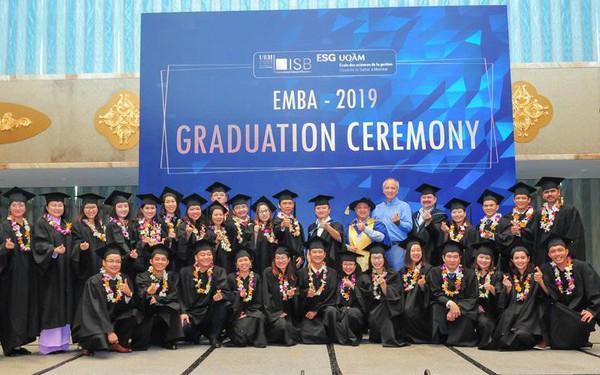 Thạc sĩ điều hành cấp cao (UQAM EMBA): Khóa học cao cấp chỉ dành cho nhà quản lý, nhà lãnh đạo