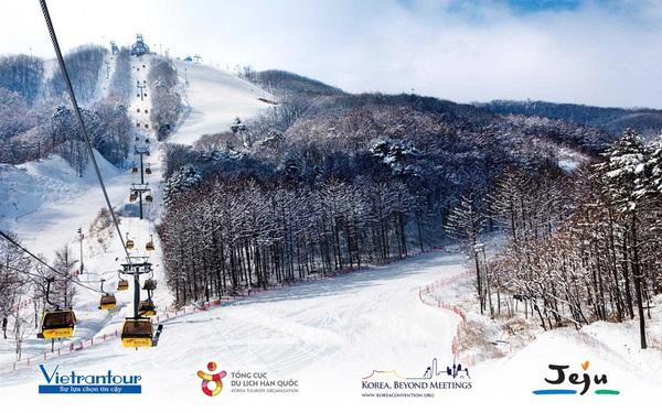 Doanh nghiệp có thêm lựa chọn quà tặng cuối năm với chùm tour mùa đông Hàn Quốc hấp dẫn từ Vietrantour
