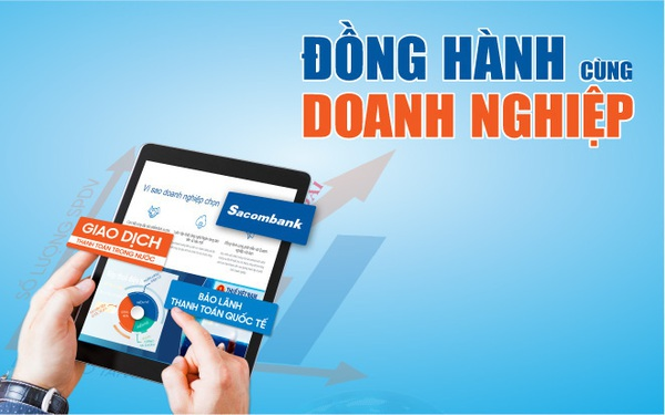 Doanh nghiệp quản lý hiệu quả với ngân hàng trực tuyến