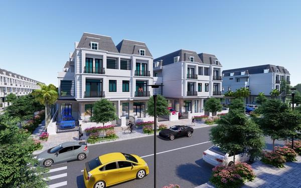 Đất Xanh Central cập nhật tiến độ dự án Tân Phước Center