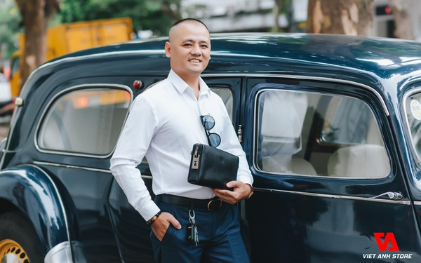 Ông Võ Việt Anh - CEO Việt Anh Store