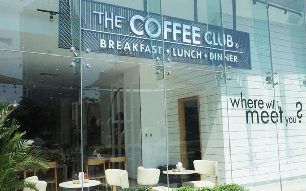 The Coffee Club ra mắt cửa hàng thứ 2 với concept mới
