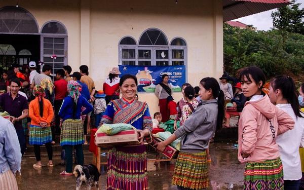 An khang Real chung tay hỗ trợ Quảng Hòa – Đắk Nông