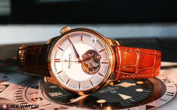 Dreyfuss & Co: Giải mã bí mật đằng sau những chiếc đồng hồ thủ công