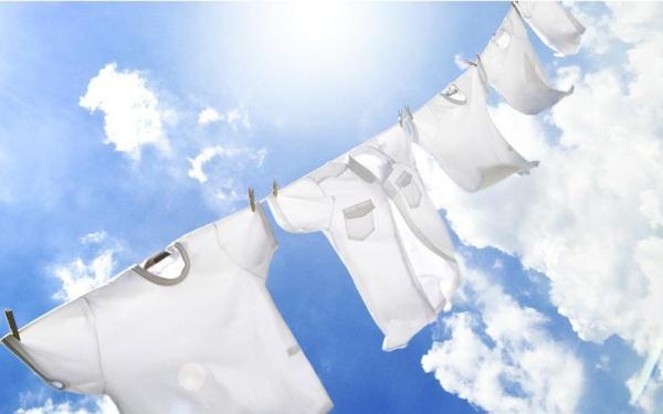 Diệt khuẩn cho quần áo ngay từ trong máy giặt, tại sao không?