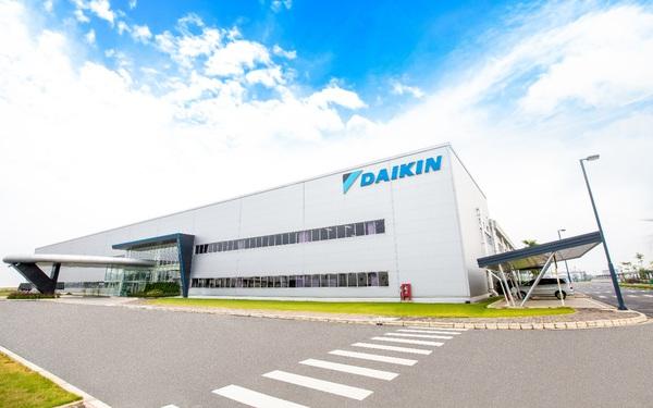 Khám phá những con số ấn tượng về nhà máy Daikin Việt Nam