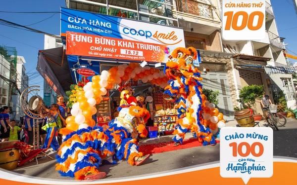Co.op Smile – từ một ý tưởng đột phá đến 100 cửa hàng khắp TP Hồ Chí Minh
