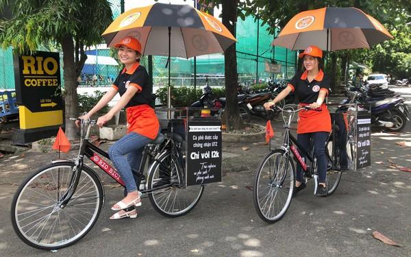 Lạ lẫm và thú vị với phong cách cafe xe đạp Rio Bici sắp ra mắt