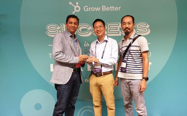 Dự đoán tăng trưởng 300% trong năm 2019,GrowSteak được HubSpot xếp hạng trong lĩnh vực Inbound Marketing