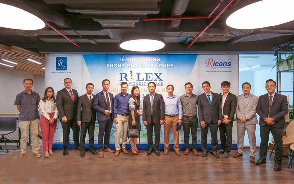 Rilex Coworking Space: Sự lựa chọn hấp dẫn dành cho các start-up bất động sản